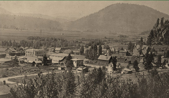 Valley, Washington, 1911 (shared by Brian Smith)